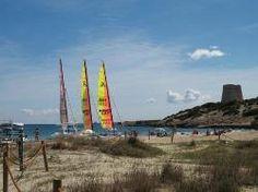 Playa d'en Bossa. Ibiza