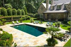I want this pool.  It's beautiful!