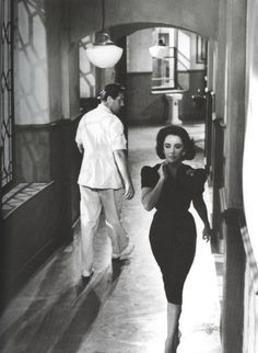 Elizabeth Taylor in Suddenly Last Summer (1959)