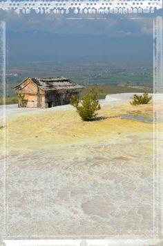 Pamukkale, Hierapolis - Turquie