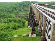 6. Kinzua Bridge State Park, McKean County