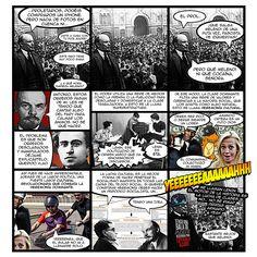 Locos Comunistas - Cómic - Especial - La Estanquera de Saigón