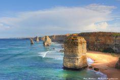 Along the Great Ocean Road, Australia