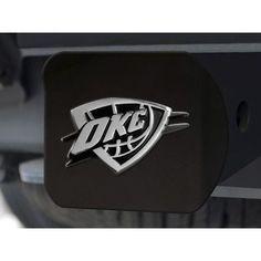 Fanmats NBA Oklahoma City Thunder Black and