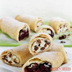 Strudel, Hot Dog Buns, Fudge, My Recipes, Sushi, Bread, Meals, Cooking, Ethnic Recipes