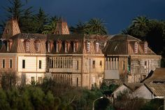 Palacio Agustin Ross, Pichilemu, Chile