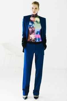 Preen by Thornton Bregazzi Pre-Fall 2012 Collection - Vogue