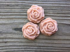 Rose Wax Melts - 100% Natural Soy Wax & Essential Oils