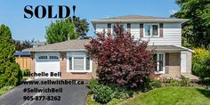 So happy for my clients!! Another home #Sold @MichelleBell416 #SellwithBell #realestate