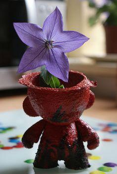 flower munny
