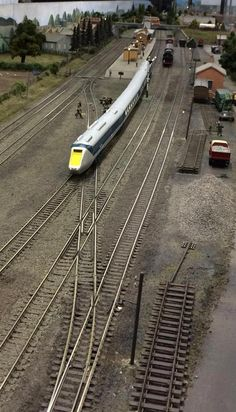 """Model railway gauges comparison essay Scale and Gauges used in Railway Modelling. It is important to understand the difference between gauge and scale. A model trains """"Scale. N Scale Model Trains, Model Train Layouts, Scale Models, Train Miniature, Hobby Trains, Real Model, Train Set, Scenery, Landscape"""