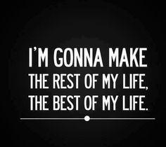 I'm Gonna Make...