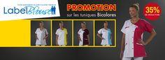 PROMOTION blouse médicale TUN08