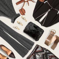 Pin for Later: Es gibt einen neuen Instagram-Trick und die Modewelt ist ganz verrückt danach H&M zeigt die neue Kollektion