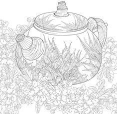 Welcome to Dover Publications Dover Coloring Pages, Coloring Sheets, Free Coloring, Coloring Books, Valentine Coloring Pages, Printable Adult Coloring Pages, Japanese Colors, Summer Scenes, Dover Publications
