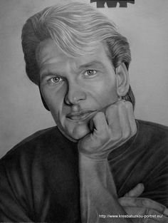 Galerie :: KRESBA TUŽKOU-PORTRÉT Cool Pencil Drawings, Beautiful Drawings, Most Beautiful, Fanart, Sketch, Portraits, My Love, Celebrities, Painting