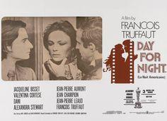 """""""La noche americana"""" Francois Truffaut"""