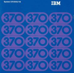 IBM 370 Manual