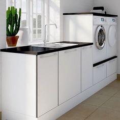 Bilderesultat for vaskekjeller lager Washing Machine, Laundry, Home Appliances, Laundry Room, House Appliances, Washer, Appliances, Laundry Rooms, Wax