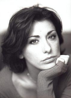 Sabrina Salerno - black and white