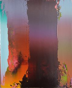 Peter Krauskopf. Oil on canvas