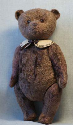 мишка Тёма. Teddy bear by Hypatia.