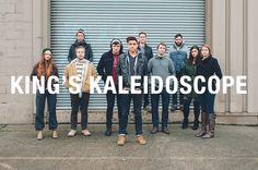 •Kings kaleidoscope •