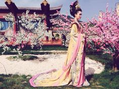 The Empress of China --- Tang dynasty, Wu Zetian