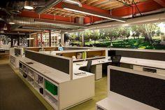 Gkkworks' office in Pasadena, California. Photography by Tom Bonner.