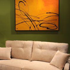 Painting by Elena Bulatova from Artisto Fine Art at Las Vegas Design Center. Las Vegas, Table Lamp, Fine Art, Abstract, Painting, Design, Home Decor, Summary, Table Lamps