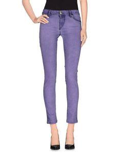 Just Cavalli Women Denim Pants on YOOX.COM.