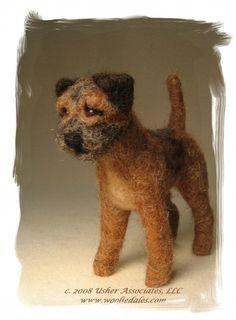 Woolie-dogs Breed Samples; Wooliedales needle felted wool sculptures; woolydales; usher Wool Needle Felting, Felted Wool, Wool Felt, Diy Dollhouse, Dollhouse Miniatures, Soft Sculpture, Sculptures, Felt Fairy, Felt Dogs