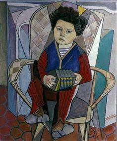 femmes artistes peintres women artists painters : Marie Vorobieff (Marevna) (1892-1984)
