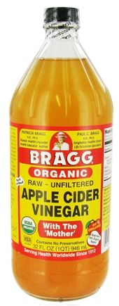 Apple Cider Vinegar Remedies Organic Apple Cider Vinegar. -