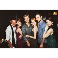The cast of The Lizzie Bennet Diaries