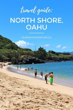A guide to where to eat, stay and explore on Oahu's North Shore. #hawaii #familytravel // Family Travel | Travel with Kids | Hawaii | Best Hawaiian Islands for Families | US Travel | USA | United States | Beach Vacation | Honolulu | Family Friendly Itinerary | Hidden Gems