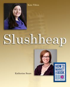 ICYMI: @K8Tilton and @ksearsbooks discuss building your writing team on Slushheap.