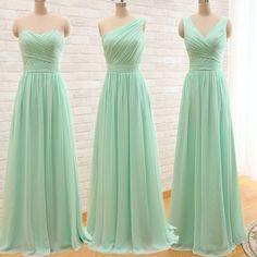 Encontrar Más Vestidos de Damas de Honor Información acerca de Elegante baratas…