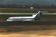 Olympic Airways Boeing 727-200