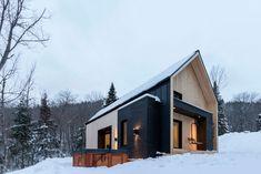 CARGOarchitecture, Dave Tremblay · Villa Boréale