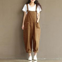 7170727d8c8d ZANZEA 2018 Autumn Rompers Womens Jumpsuits Vintage Sleeveless Backless  Casual Loose Overalls Strapless Paysuits Plus Size