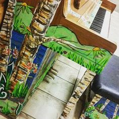 Great job Mary Ann Austin on your painted piano in East Grand Forks Mall. #ILOVEGFK