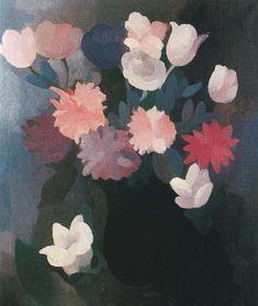 Bouquet, Marie Laurencin