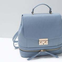 Image 6 of LADY LIKE BACKPACK from Zara