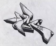 """G"" - Graffiti - Grafitti Graffiti Letter G, Graffiti Alphabet Styles, Graffiti Pens, Graffiti Lettering Fonts, Graffiti Writing, Graffiti Characters, Graffiti Murals, Street Art Graffiti, Letter Art"
