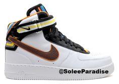 Nike Air Force One Riccardo Tisci Mid White