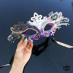 Masquerade Mask, Masquerade Ball Mask, 3D Details, Masquerade Ball Mask, Mardi Gras Masks, Masquerad