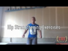 Hip flexibility and strength are important for every athletic and daily activity. Use these exercises to loosen up your tight hips and gain hip power!