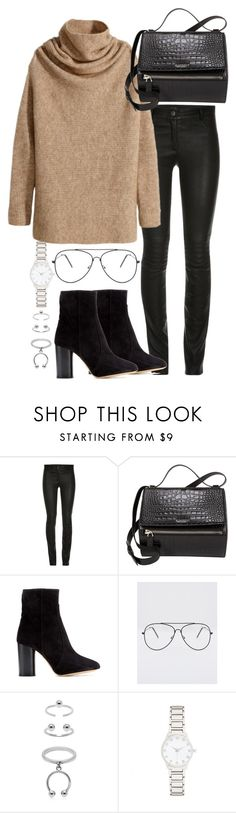 """""""Untitled #2738"""" by theeuropeancloset on Polyvore featuring ElleSD, Givenchy, Isabel Marant, Maria Francesca Pepe and Forever New"""