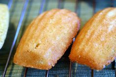 Despite all the hoopla around madeleines, they're really easy to make, did not barrage through an avalanche of ingredients and better yet, the items are fairly standard in a home kitchen. http://smittenkitchen.com/blog/2007/07/460-words-and-no-mention-of-proust-oh-wait/